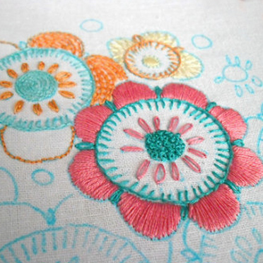 Hand-Embroideries